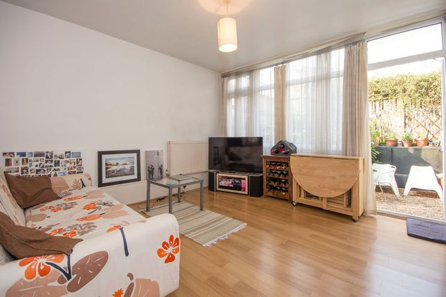Thumbnail 1 bed flat to rent in Weekley Square, London