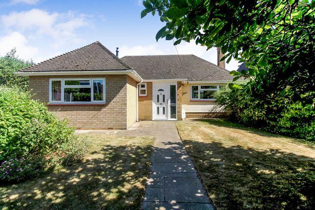 Thumbnail Detached bungalow for sale in Chapel Road, West Bergholt, Colchester