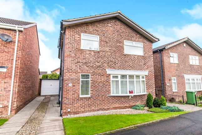 Thumbnail Detached house for sale in Wolviston Back Lane, Billingham