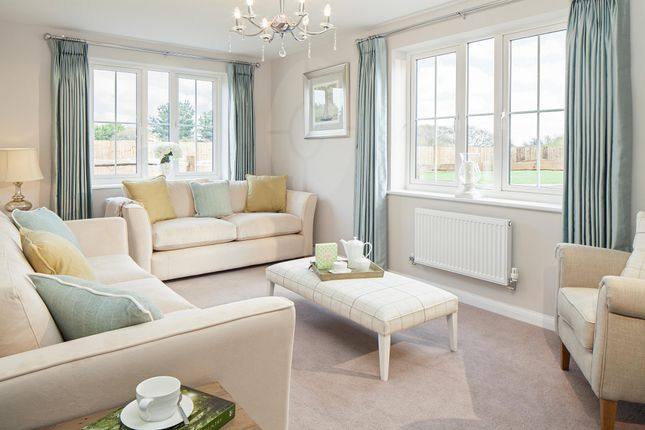 """Thumbnail End terrace house for sale in """"Morpeth 2"""" at Pedersen Way, Northstowe, Cambridge"""