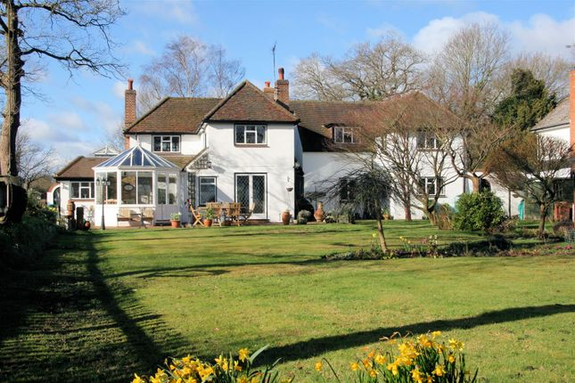 Thumbnail Detached house for sale in Robin Hood Lane, Sutton Green, Guildford