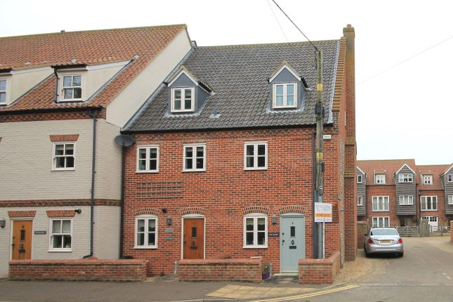 Thumbnail End terrace house for sale in Mainsail Yard, Wells-Next-The-Sea