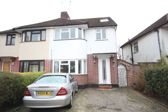 4 bed semi-detached house for sale in Oakhampton Road, Mill Hill