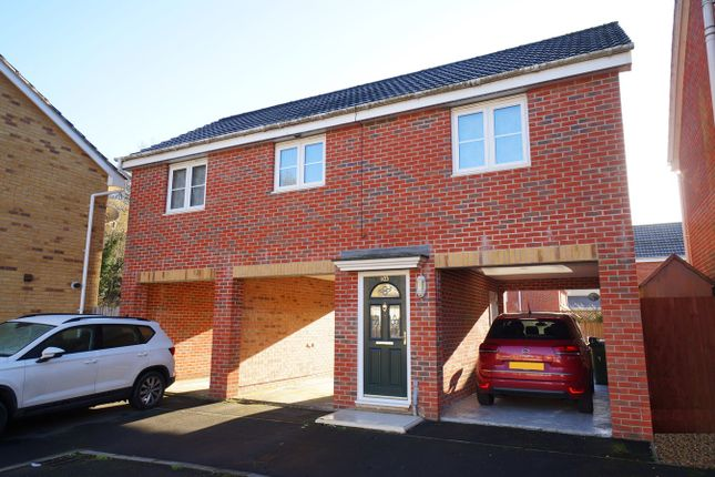 Thumbnail Property for sale in Coed Celynen Drive, Abercarn, Newport