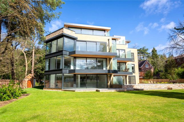 Thumbnail Flat for sale in Balcombe Road, Branksome Park, Poole