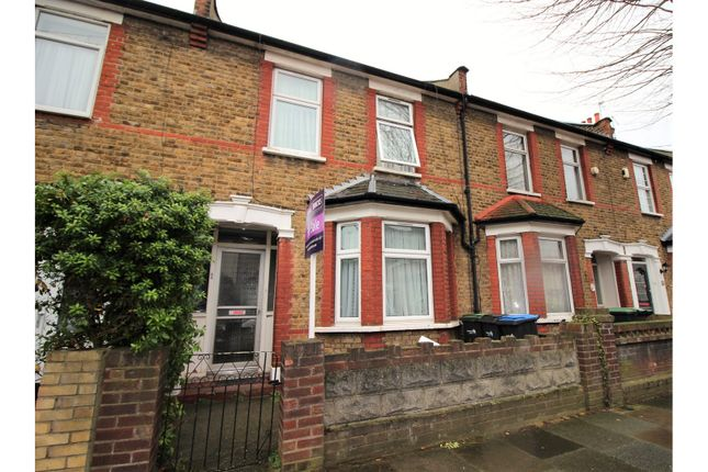 Thumbnail Terraced house for sale in Norfolk Road, Enfield