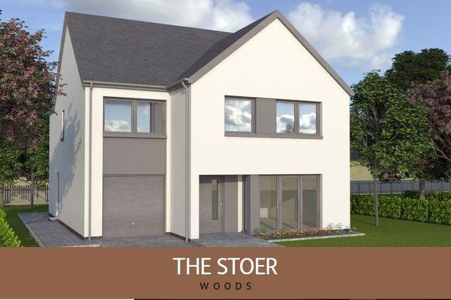 Thumbnail Detached house for sale in Plot 1 Stoer, The Woods, Sunnyside Estate, Montrose