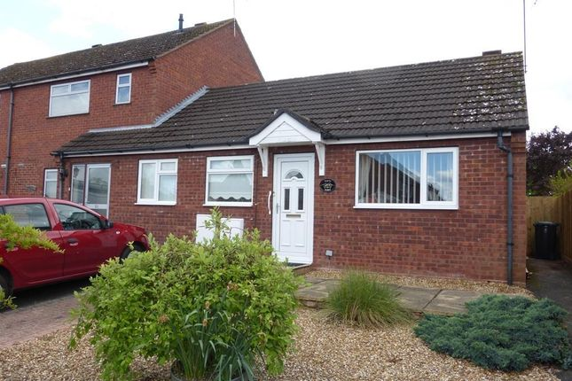 Thumbnail Bungalow to rent in Grosmont Grove, Hereford