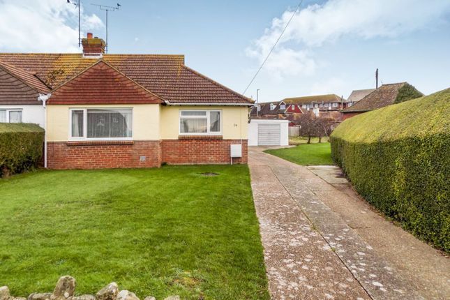 Thumbnail Semi-detached bungalow for sale in Castle Drive, Pevensey