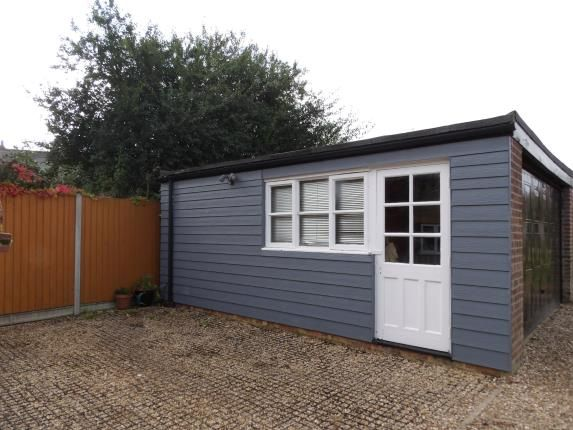 Garage of Heacham, King's Lynn, Norfolk PE31