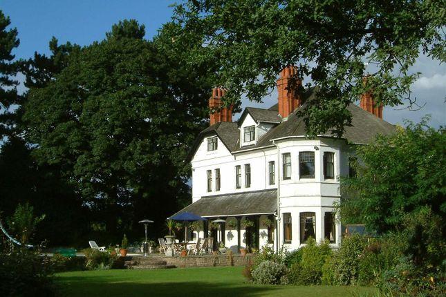 Thumbnail Detached house for sale in Berwick Road West, Little Sutton, Ellesmere Port
