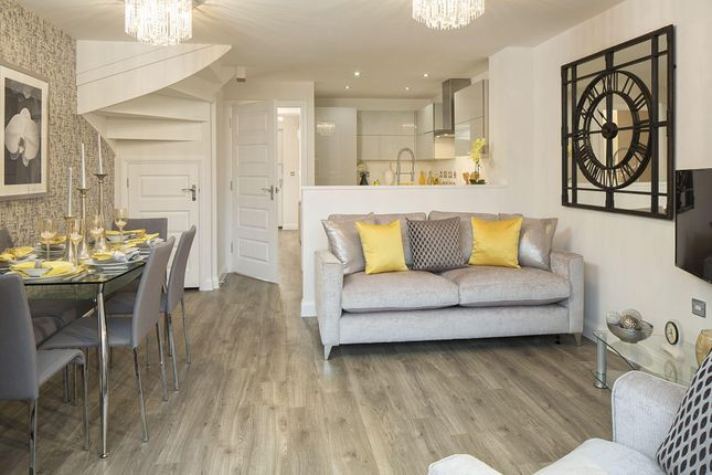 """Thumbnail Detached house for sale in """"Thorney"""" at Huntingdon Road, Cambridge"""
