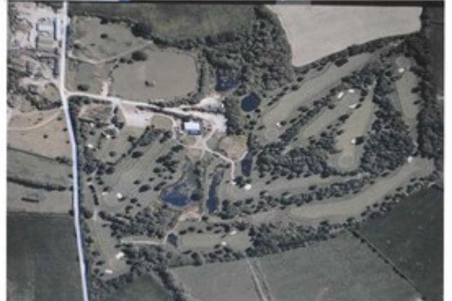 Thumbnail Farm for sale in At Former Capel Bangor Golf Club, Aberystwyth, Ceredigion