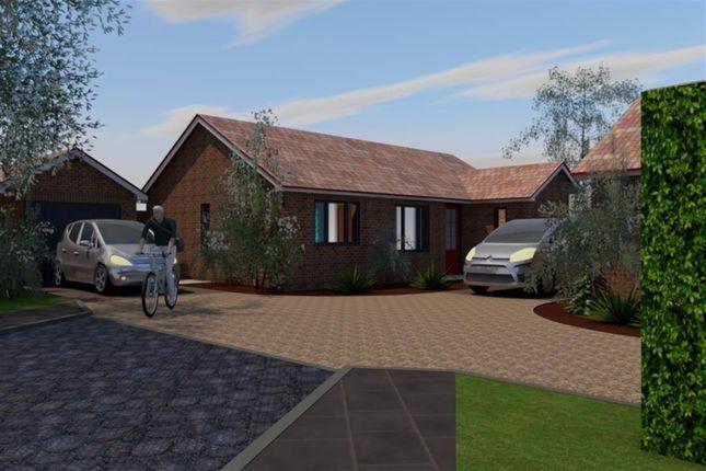 Thumbnail Detached bungalow for sale in Norwich Road, Fakenham