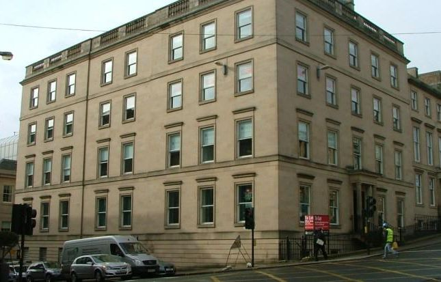 Office to let in 227 West George Street, Glasgow