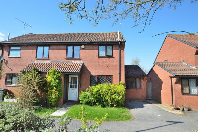 Thumbnail End terrace house for sale in Irwell Close, Chandler's Ford, Eastleigh