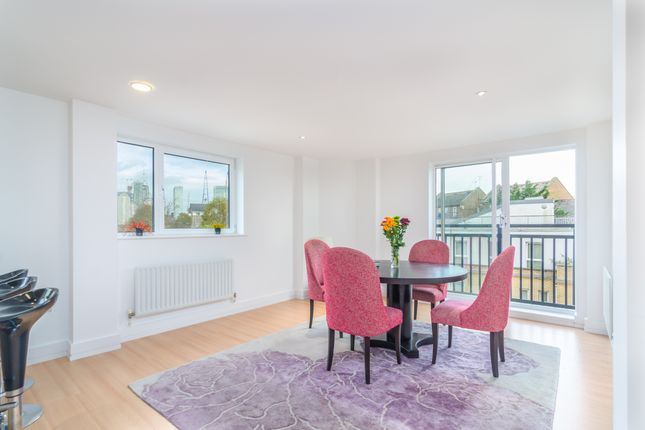 2 bed flat for sale in Westferry Road, Canary Wharf, London