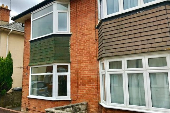 Thumbnail Semi-detached house to rent in South Road, Springbourne, Bournemouth, United Kingdom