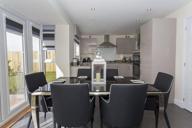 """Thumbnail Detached house for sale in """"Crichton"""" at Ravenscliff Road, Motherwell"""