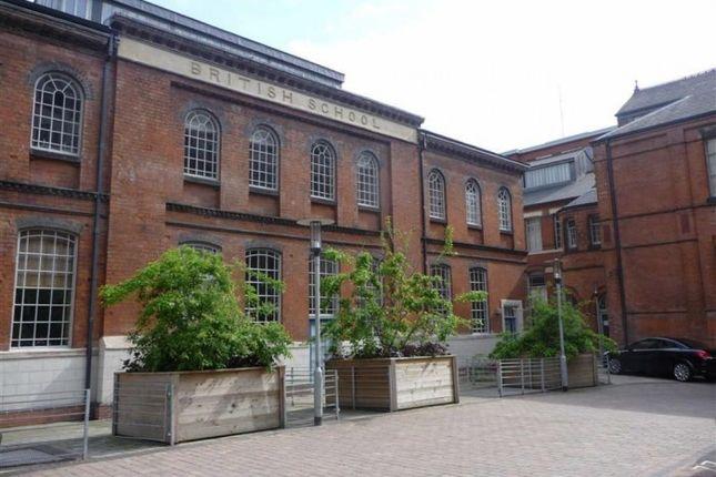 Thumbnail Flat to rent in Severn Street, Birmingham, West Midlands