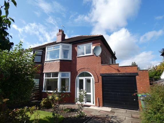 Thumbnail Semi-detached house for sale in Hardy Lane, Chorlton, Manchester, Greater Manchester