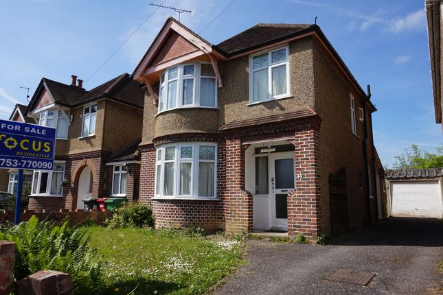 Thumbnail Property for sale in Quaves Road, Slough