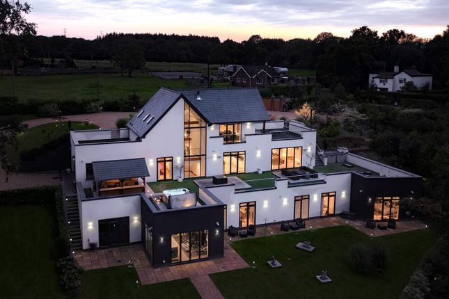 Thumbnail Detached house for sale in Shrigley Road South, Poynton, Stockport