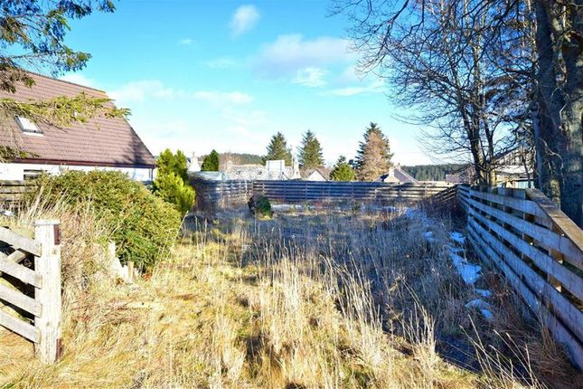 Thumbnail Land for sale in Main Street, Tomintoul, Ballindalloch