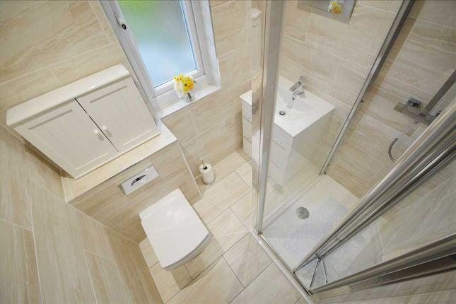 Shower Room of Wellgate Street, Larkhall ML9