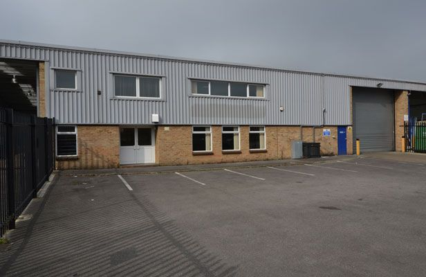 Thumbnail Industrial to let in 28 Nuffield Centrum, Abingdon