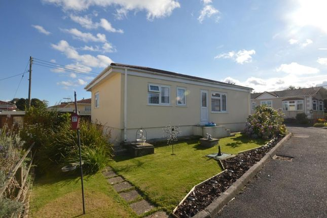 3 bed detached bungalow for sale in Gwealmayowe Park, Helston, Cornwall
