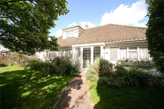 Thumbnail Detached bungalow for sale in Convent Hill, Upper Norwood, London