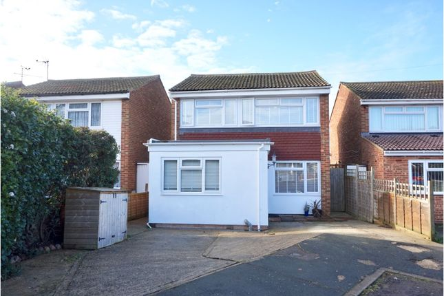 Thumbnail Detached house for sale in Lapwing Road, Rochester