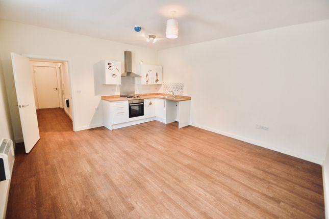Thumbnail Flat to rent in Station Street, Long Eaton, Nottingham