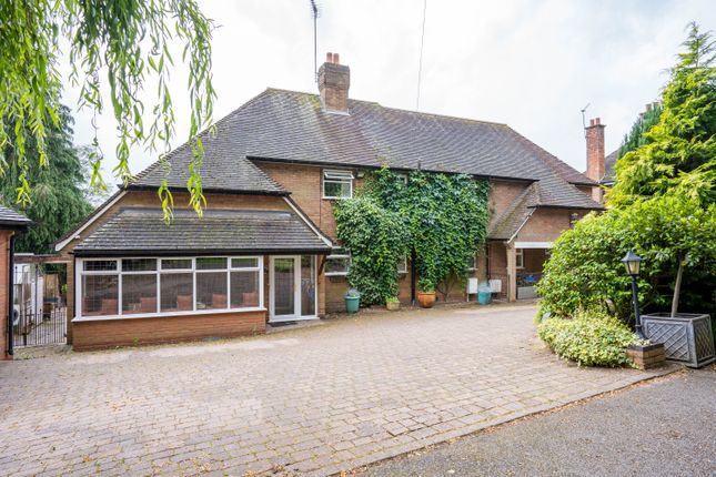 Thumbnail Detached house for sale in The Rise, Hopwood, Alvechurch