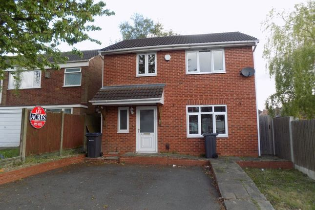 Thumbnail Property to rent in Honiley Drive, New Oscott, Sutton Coldfield
