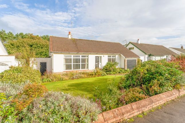 Thumbnail Bungalow for sale in 36 Gailes Road, Troon