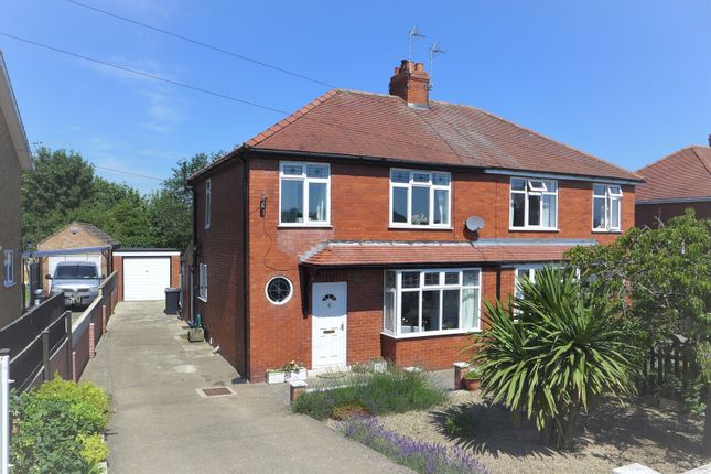 Thumbnail Semi-detached house for sale in Whitcliffe Lane, Ripon