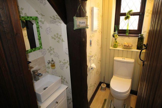 Cloakroom of Broadgate, Spalding PE12