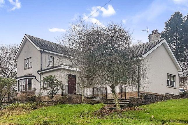 Thumbnail Detached house to rent in Kirtlebridge, Lockerbie