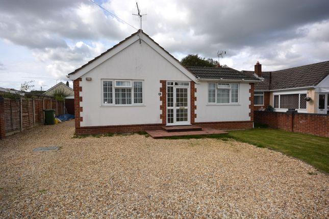 Thumbnail Detached bungalow for sale in Bognor Road, Broadstone