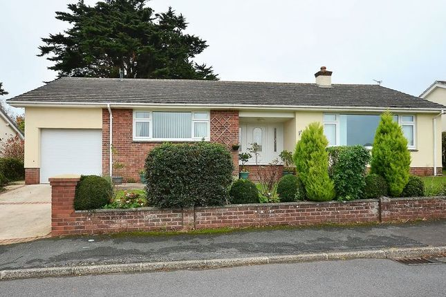 Thumbnail Bungalow for sale in Langdon Fields, Galmpton, Brixham