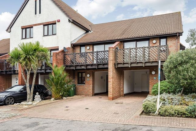 Thumbnail Terraced house to rent in Cadgwith Place, Port Solent, Portsmouth