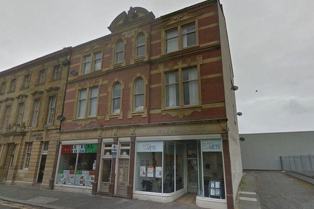 Thumbnail Flat to rent in Bridge Street, Blyth