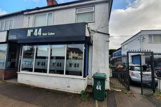 Thumbnail Retail premises for sale in 44, Holbrook Lane, Coventry