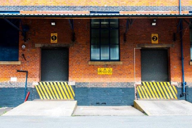 Loading Bays of Crown Street, Manchester, Failsworth M35