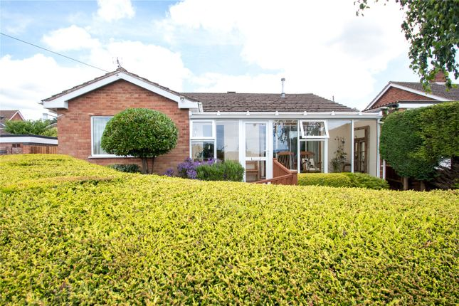 Thumbnail Bungalow for sale in Fifth Avenue, Greytree, Ross-On-Wye, Hfds