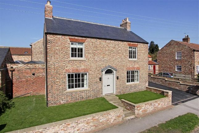 Thumbnail Detached house to rent in West End, Main Street, Little Ouseburn, York