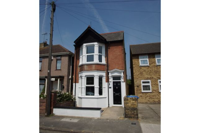 Thumbnail Detached house for sale in Coronation Road, Sheerness