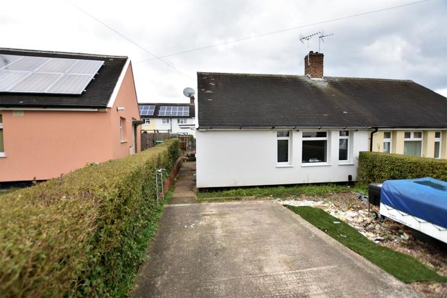 Thumbnail Semi-detached bungalow for sale in Spring Green, Clifton, Nottingham